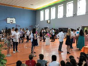 Inizio del ballo